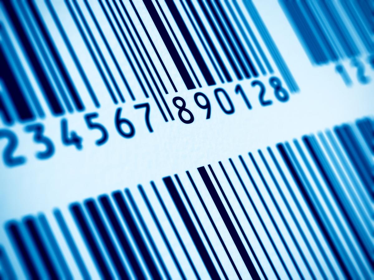 upc label
